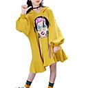 tanie Zestawy ubrań dla dziewczynek-Dzieci Dla dziewczynek Aktywny Geometric Shape Długi rękaw Sukienka