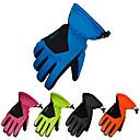 billige Hansker-Vinterhansker / Skihansker Full Finger Vanntett / Hold Varm / Skliresistent PU Leather Ski & Snowboard / Vandring Høst / Vinter