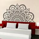 Χαμηλού Κόστους Αυτοκόλλητα Τοίχου-Διακοσμητικά αυτοκόλλητα τοίχου - 3D Αυτοκόλλητα Τοίχου Σχήματα / Άνθη Σαλόνι / Υπνοδωμάτιο