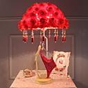 billige Tilbehør til badeværelset-Feriedekorasjoner Valentinsdag Dekorative gjenstander Dekorativ / Kul Rød / Rosa 1pc