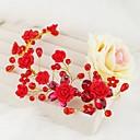 ieftine Cercei-Cristal / Reșină Ornamente de Cap cu Cristale / Strasuri 1 buc Nuntă / Ocazie specială Diadema