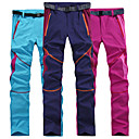 cheap Softshell, Fleece & Hiking Jackets-Women's Hiking Pants Outdoor Waterproof Lightweight UV Resistant Breathable Autumn / Fall Spring Summer Pants / Trousers Bottoms Fishing Hiking Climbing Pink Grey Burgundy L XL XXL / Stretchy