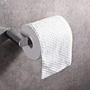 ieftine Suporturi Hârtie Igienică-Suport Hârtie Toaletă Model nou Contemporan Alamă 1 buc Montaj Perete