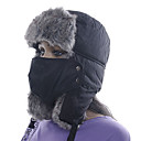 billige Antrekk til ski og snowboarding-Ski Ansiktsmaske / Hatt Herre / Dame Hold Varm Snowboard Polyester Vintersport Vinter