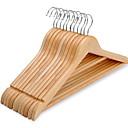 ieftine Puzzle Lemn-De lemn Multifuncțional Îmbrăcăminte Cuier, 6pcs