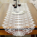 cheap Table Runners-Contemporary 100g / m2 Polyester Knit Stretch Square Table Runner Geometric Table Decorations 1 pcs