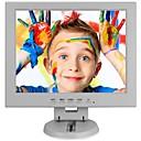 baratos Microfones-DTK-1208 12.1 polegada Monitor de computador TN Monitor de computador VGA
