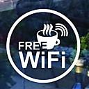 abordables Sombreros y Tocados-Ventana de película y pegatinas Decoración Moderno Simple CLORURO DE POLIVINILO Impermeable / Cool / Shop / Cafe
