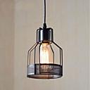 رخيصةأون أضواء السقف والمعلقات-CXYlight أضواء معلقة ضوء سفل طلاء ملون معدن استايل مصغر 110-120V / 220-240V لا يشمل لمبات / E26 / E27