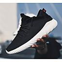 זול נעלי ספורט לגברים-בגדי ריקוד גברים נעלי נוחות רשת קיץ & אביב נעלי ספורט לבן / שחור