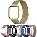 preiswerte Smart Uhr Accessoires-Uhrenarmband für Fitbit Blaze Fitbit Mailänder Schleife Edelstahl Handschlaufe
