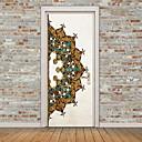 preiswerte Wand-Sticker-Dekorative Wand Sticker - Flugzeug-Wand Sticker Formen Drinnen