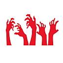 povoljno Naljepnice za prozore-Prozor Film i Naljepnice Ukras Halloween Odmor PVC Naljepnica za prozor