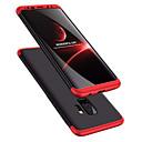 abordables Ecouteurs & Casques Audio-CaseMe Coque Pour Samsung Galaxy S9 Plus / S9 Antichoc Coque Couleur Pleine Dur PC pour S9 / S9 Plus / S8 Plus