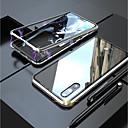 abordables Zapatos de Ciclismo-Funda Para Huawei P20 / P20 Pro Magnética Funda de Cuerpo Entero Un Color Dura Vidrio Templado para Huawei P20 / Huawei P20 Pro