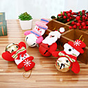 preiswerte Weihnachtsdeko-Weihnachten Glocke Baum hängende Dekoration Ornamente kleine Glocke Heimtextilien Dekoration Baumschmuck kleine Glocke Urlaub Geschenke