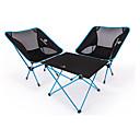 preiswerte Modische Armbänder-BEAR SYMBOL Camping-Klappstuhl / Campingtisch Außen Leicht, Rutschfest, Faltbar Oxford Tuch, 7075 Aluminium für Angeln / Camping Blau