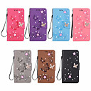 cheap Hiking Trousers & Shorts-Case For Apple iPhone XR / iPhone XS Max Card Holder / Rhinestone / Flip Full Body Cases Butterfly / Rhinestone / Flower Hard PU Leather for iPhone XS / iPhone XR / iPhone XS Max