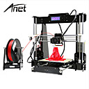 cheap 3D Printer Parts & Accessories-Anet A8 High Precision High Quality FDM Desktop DIY 3D Printer(Assembly instructions in SD card)