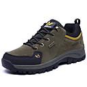 hesapli Erkek Atletik Ayakkabıları-Erkek Ayakkabı PU Yaz / İlkbahar yaz Sportif / Günlük Atletik Ayakkabılar Dağ Yürüyüşü / Yürüyüş Günlük / Dış mekan için Koyu Yeşil / Kahverengi