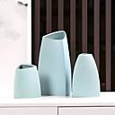 abordables Flores Artificiales-Flores Artificiales 0 Rama Clásico / Sencilla Elegante / Moderno / Contemporáneo Florero Flor de Mesa