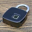 abordables Systèmes de Contrôle d'Accès & Pointeurs-Intelligent Lock Smart Home Security Système Maison / Maison / Bureau / Ecole (Mode de déverrouillage Empreinte digitale)