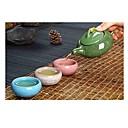 hesapli Kupalar ve Bardaklar-Kung fu çay seti seramik çay setleri çay fincanı chinesetravel çay seti drinkware kahve&çay setleri