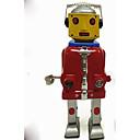 billige Opptrekkbare leker-Trekk-opp-leker Vandring Morsom Robot 1 pcs Deler Barne Alle Leketøy Gave
