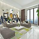 baratos Murais de Parede-papel de parede / Mural Tela de pintura Revestimento de paredes - adesivo necessário Listrado / Art Deco / Padrão