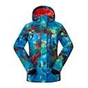 お買い得  フラッシュライト/キャンプ用ランタン-GSOU SNOW 女性用 スキージャケット スキーゴーグル スキー ウィンタースポーツ ウィンタースポーツ POLY トップス スキーウェア