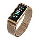Χαμηλού Κόστους Smart Wristbands-KUPENG B29S Γιούνισεξ Έξυπνο βραχιόλι Android iOS Bluetooth Αθλητικά Αδιάβροχη Συσκευή Παρακολούθησης Καρδιακού Παλμού Μέτρησης Πίεσης Αίματος Οθόνη Αφής / Παρακολούθηση Δραστηριότητας / Ξυπνητήρι