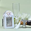 halpa Pikkulahjat - pullot-Yleinen Painevalettu sinkkiseos Bottle Openers Wedding Bottle Favor