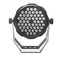 tanie Oświetlenie sceniczne-Oświetlenie Par DMX 512 / Master-Slave / Aktywacja dźwiękiem 54 W na Scena / Ślub / Kij Łatwe przenoszenie / Trwały