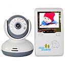 """cheap Baby Monitors-Baby Monitor 9020D 380TVL 1/4″CMOS 70° Night Vision Range 2-3 m 2.4GHz 2.4"""" TFT LCD"""