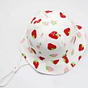 זול שמלות לבנות-M / L / XL לבן כובעים ומצחיות כותנה פירות מתוק בנות ילדים / פעוטות