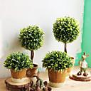 abordables Flores Artificiales-Flores Artificiales 1 Rama Clásico / Sencilla Retro / Estilo Pastoral Plantas / Florero Flor de Mesa