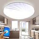 baratos Luminárias de Teto-Modern wifi led lâmpada do teto app controle de luzes de teto para sala de estar iluminação da casa de família luminaria ac110-240v