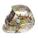 povoljno Sigurnost-ostavlja uzorak solarne automatske fotoelektrične zavarivačke maske