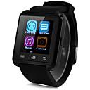 olcso Okosórák-smartwatch ios / android hosszú készenlét / kihangosító hívások / érintőképernyő / távolságkövető tevékenység tracker / alváskövető / üldöző emlékeztető / megtalálja a készülékem / edzés emlékeztetőt