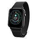 povoljno Pametni satovi-BoZhuo Y6 PRO Smart Narukvica Android iOS Bluetooth Sportske Vodootporno Heart Rate Monitor Mjerenje krvnog tlaka Ekran na dodir Brojač koraka Podsjetnik za pozive Mjerač sna sjedeći Podsjetnik