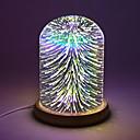cheap Décor Lights-HKV 1pc LED Night Light Colorful USB Creative / Birthday / Romantic 5 V