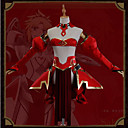 halpa Anime-peruukit-Innoittamana Kohtalo / suuruusjärjestys Mordred Anime Cosplay-asut Cosplay Puvut Art Deco / Uutuudet Hame / Korsetti / Viitta Käyttötarkoitus Unisex