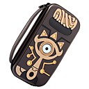 cheap Nintendo Switch Accessories-Zelda Slate Pack Bag Kits For Nintendo Switch ,  Portable / New Design / Adorable Bag Kits PU Leather 1 pcs unit