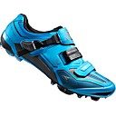 abordables Zapatos de Ciclismo-21Grams Adulto Zapatillas Carretera / Zapatos de Ciclismo Transpirable, Utra ligero (UL), Cómodo Ciclismo / Bicicleta / Bicicleta de Montaña Azul Real Hombre