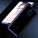 voordelige Mobiele telefoonhoesjes-hoesje Voor Huawei Huawei Mate 20 Pro / Huawei Mate 20 Beplating / Transparant Achterkant Effen Zacht TPU voor Mate 10 / Mate 10 pro / Mate 10 lite