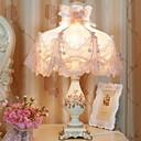 olcso Asztali lámpák-Hagyományos / Klasszikus Új design / Dekoratív Asztali lámpa Kompatibilitás Hálószoba / Dolgozószoba / Iroda Gyanta 220 V