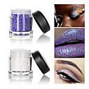 preiswerte Lidschatten-10 Farben Lidschatten EyeShadow Tragbar / dauerhaft Wasserdicht Alltag Make-up / Party Make-up Bilden Kosmetikum