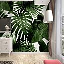 tanie Fresk-Tapeta / Mural Płótno Tapetowanie - klej wymagane Botaniczne / Art Deco / 3D