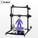 cheap Smartwatches-FLSUN® C2 Desktop DIY 3D Printer With Auto Leveling Double Z-motors Support Flexible Filament 300*300*420mm Printing Size 1.75mm 0.4mm Nozzle