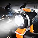 povoljno Svjetla za bicikle-Prednje svjetlo za bicikl LED Svjetla za bicikle LED Biciklizam Vodootporno, Prijenosno, Prilagodljiv punjiva baterija 500-1200 lm Baterije su pogonjene Bijela Kampiranje / planinarenje